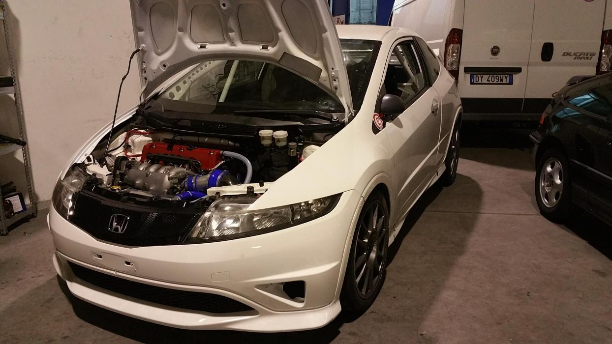 Honda Civic Fn2 Full GrA/Racing Start /F2000 /K11 - Voitures de Rallye